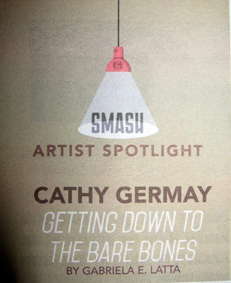 Cathy Germay Smash Magazine July 2015 Title